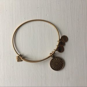New Beginnings Gold Alex and Ani Bracelet